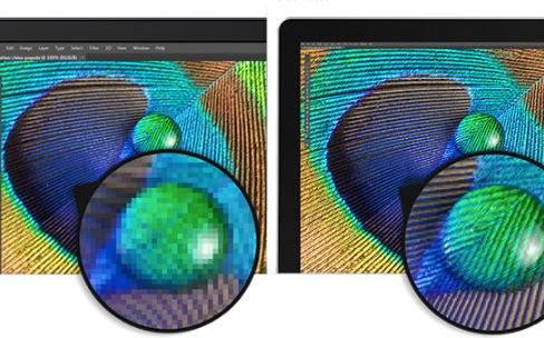 La 5K n'est plus réservée aux iMac Retina