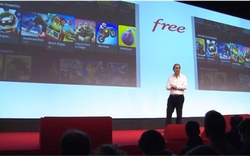 Free est votre fournisseur d'accès à internet préféré