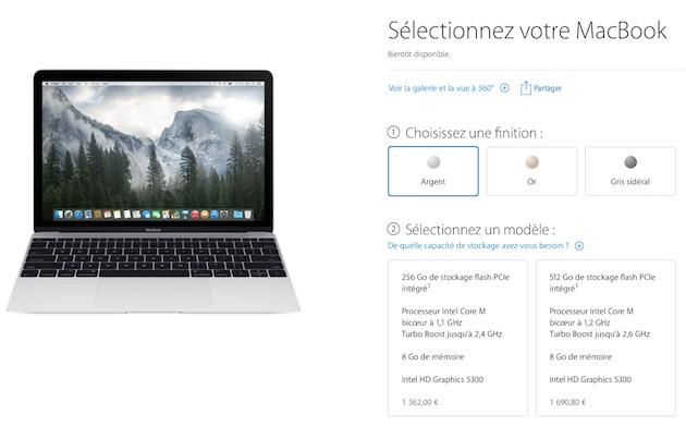 mac  les nouveaux macbook moins chers sur lapple store education