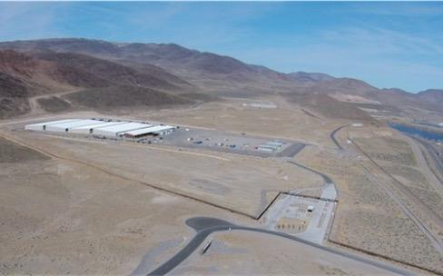 Apple a doublé son data-center de Reno
