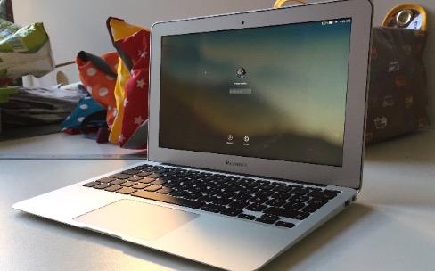 """Test du MacBook Air 11"""" Core i7 début 2015"""
