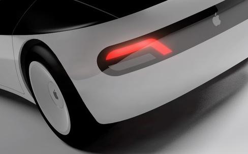 La voiture Apple roule déjà (sur la planche à dessin d'un designer)