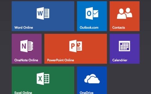 Dropbox communique avec Office Online pour éditer les fichiers dans le navigateur