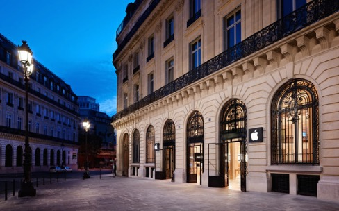 Optimisation fiscale : le fisc enquête sur Apple France