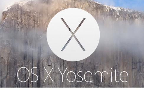 Une nouvelle bêta pour OSX10.10.4
