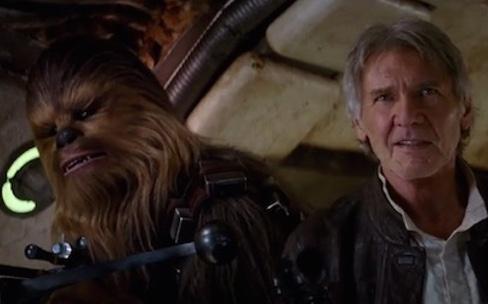 Star Wars VII : emojis et fond d'écran