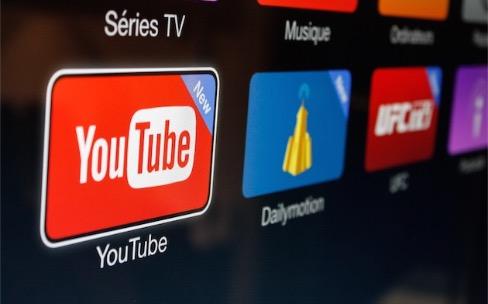 YouTube bloqué sur les anciens Apple TV