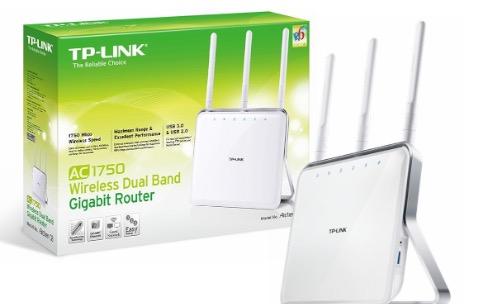 Promo : un routeur Wi-Fi 802.11ac 1750Mbps à 89€
