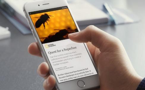 Instant Articles : Facebook devient un journal