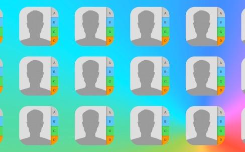 Vous pouvez enregistrer 50000 contacts sur iCloud