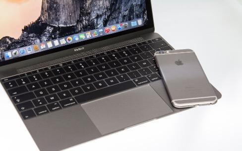 """Test du MacBook 12"""" début 2015 Core M 1,2 GHz"""