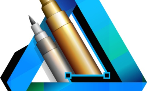 Affinity Designer dessine avec le trackpad Force Touch