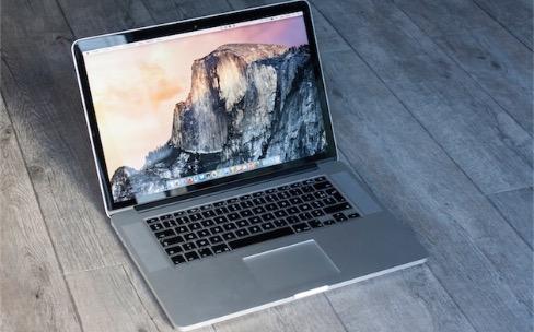 """Le nouveau MacBook Pro 15"""" compatible avec la 5K"""