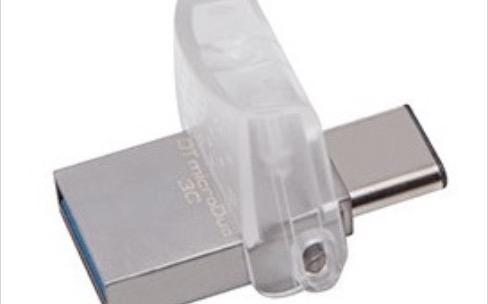 Une clef USB réversible Type-C chez Kensington