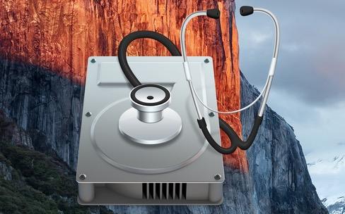 OS X El Capitan: l'Utilitaire de disque n'est plus sensible à la casse
