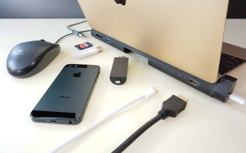 Dock Pi: un autre projet de station d'accueil pour MacBook