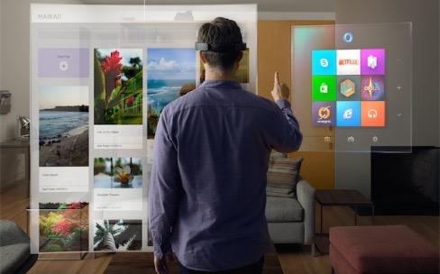 E3 2015 : Microsoft montre davantage son HoloLens