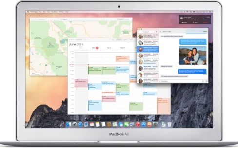 Sixième beta pour OS X 10.10.4