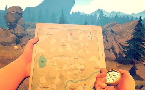 Firewatch, le premier jeu de Panic, exploitera Metal sur Mac