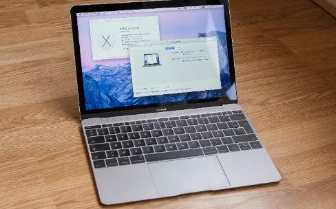 """Test du MacBook 12"""" début 2015 Core M 1,3 GHz"""