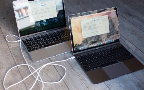 Prendre un MacBook pour en charger un autre