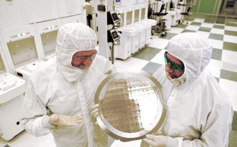 IBM fait un grand pas en avant avec sa puce 7 nm