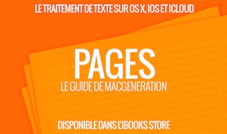 Pages : le guide de MacGeneration sur l'iBooks Store