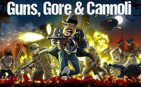 Forums : gagnez des codes pour le jeu Guns, Gore & Cannoli
