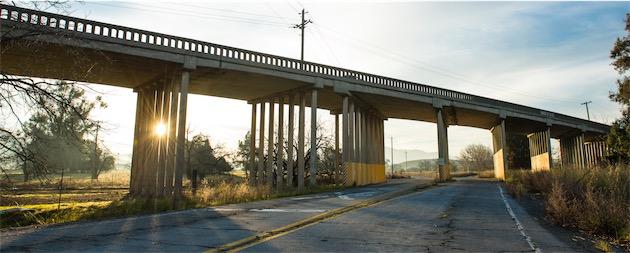 Une petite partie des pistes de la GoMentum Station. Image CCTA.