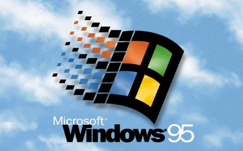 Windows95, cet OS qui nous a fait du mal il y a 20ans