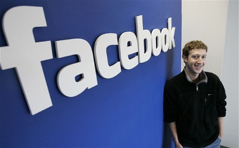 Lundi, ils étaient 1 milliard sur Facebook