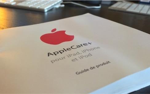 AppleCare : des mails envoyés par erreur