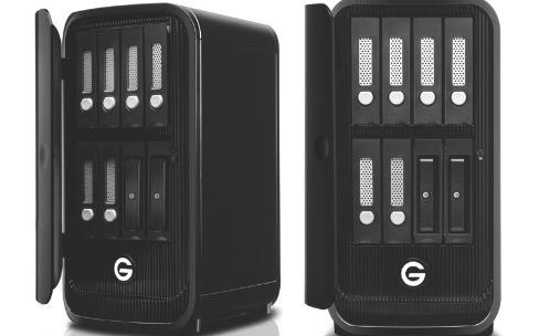 G-Technology renouvelle ses solutions de stockage et adaptateurs FireWire