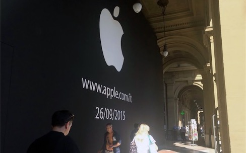 Florence va avoir un Apple Store à sa mesure