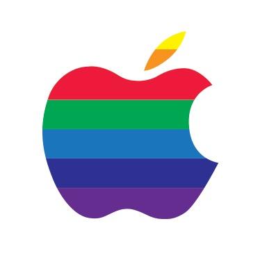 L 233 Trange Histoire Du Logo Perdu D Apple Macgeneration