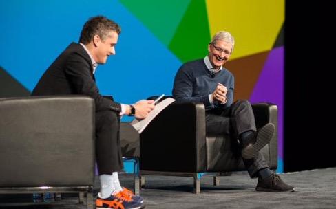 Pour Apple, l'entreprise n'est pas un hobby. C'est un vrai business !