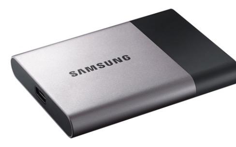 CES2016: une gamme de SSD externe USB C chez Samsung