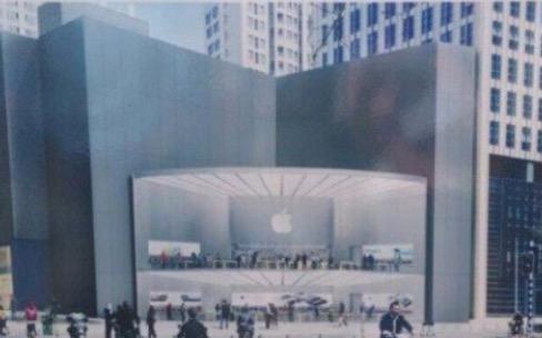 Un Apple Store pour le Mexique et un autre en accordéon en Chine