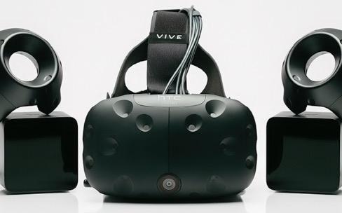 Le casque de réalité virtuelle d'HTC en précommande le 29février