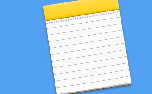 Les nouveautés de Notes dans les bêtas d'OSX etiOS9