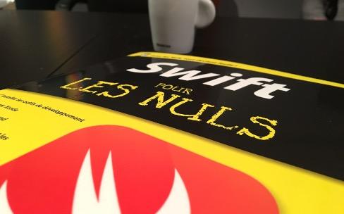 Swift pour les Nuls permet de découvrir le nouveau langage d'Apple