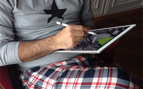 Témoignage : l'iPad Pro et le Pencil plutôt qu'une Wacom