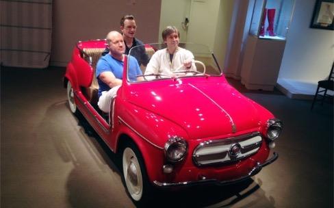 Ford croit au succès d'une Apple Car, l'ancien patron de GM un peu moins