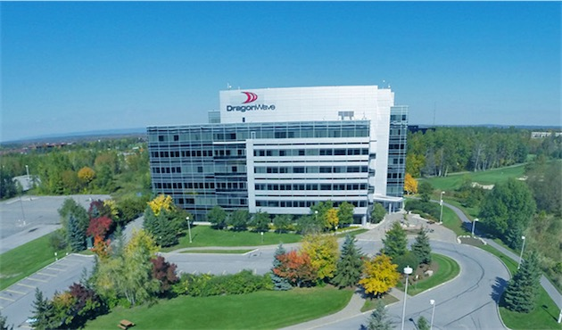 Apple occuperait des bureaux dans cet immeuble d'Ottawa.
