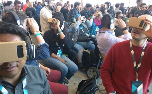 Apple embauche un pro de la réalité virtuelle