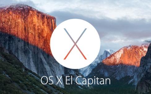 OS X 10.11.4 est disponible: toutes les nouveautés