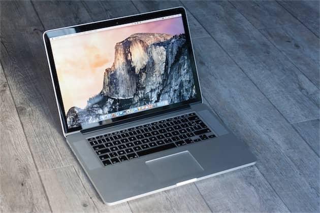 materiel  des processeurs skylake prets pour les macbook pro