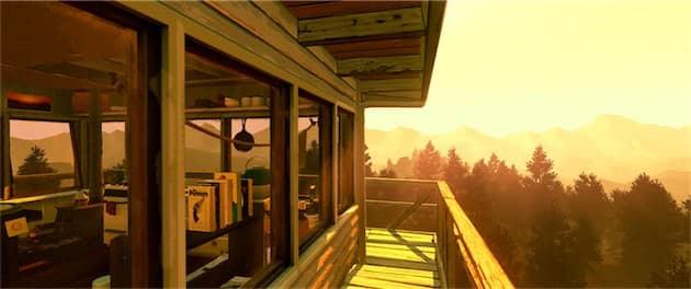 Firewatch, capture d'écran du jeu (fichier original).