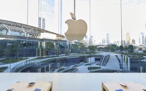 Apple ouvre un gros et bel AppleStore à Guanzhou