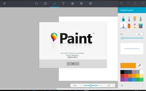 Paint va bientôt dessiner en 3D